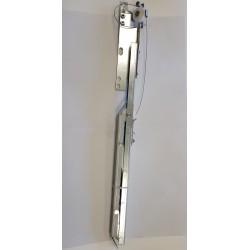 Came mécanique de déverouillage perpendiculaire pour porte de cabine pliante PLYCAB et MINIPLYCAB