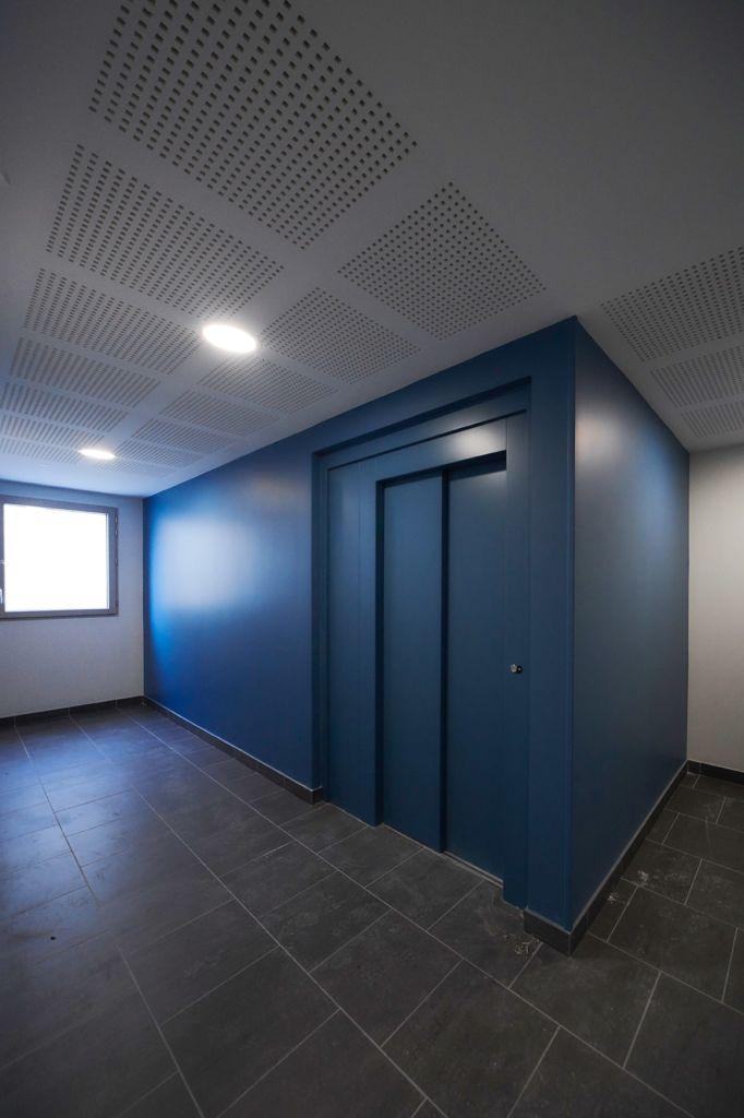 Porte palière SD20