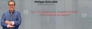 Philippe expert bureau d'études