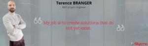 Terence design office expert