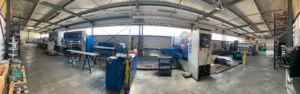 sheet metal workshop