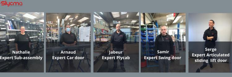 expert production team