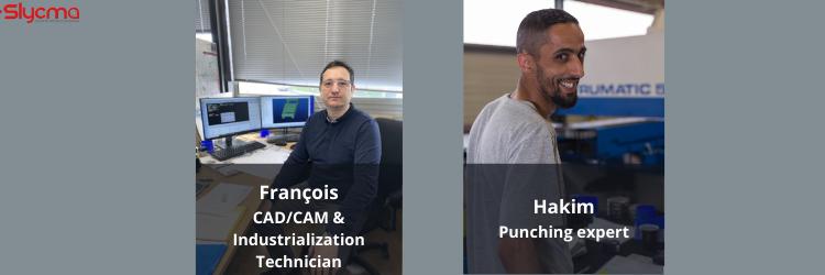 Hakim & François sheet metal experts