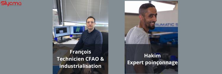 Hakim & Fraçois experts en tôlerie