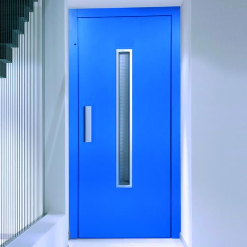 porte antivandale pour ascenseur