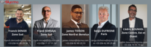experts technico commerciaux et coordonnées