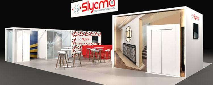Stand Slycma Interlift